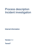 SS14-037 Process description incident investigation