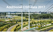 Additional CSR data 2017