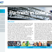 TenneT Safety Newsletter Q1 2018