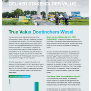 Stakeholder value